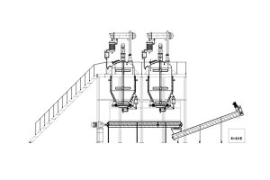 Stainless Steel Automatic Tea Extraction and Discharge Line 300x200 - Stainless Steel Automatic Tea Extraction and Discharge Line