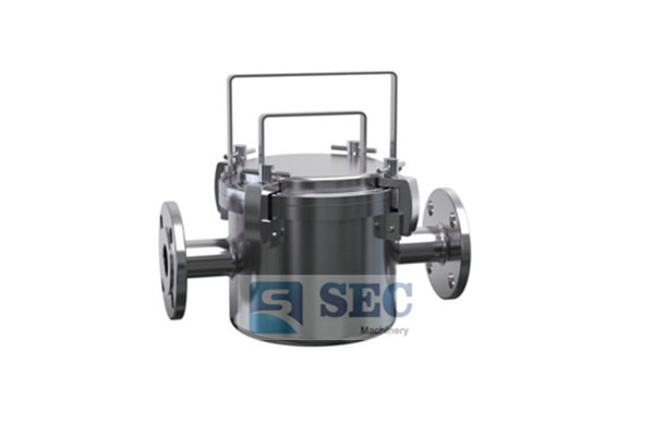 Stainless Steel Magnetic Fluid Filter Housing