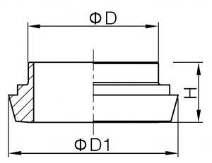 LONG WELDING LINER DIN11851 300x231 - LONG-WELDING-LINER-DIN11851